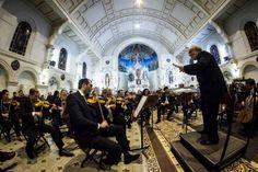 Gran concierto de la Orquesta Sinfónica Nacional en San Isidro