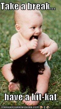 funny baby pictures with captions | funny-pictures-baby-eats-black-cat-.jpg Photo by xXblack_angel28Xx ...
