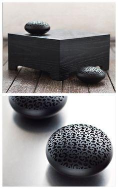 Marcel Wanders egg speaker  | Inspire yourself in http://www.bocadolobo.com/en/inspiration-and-ideas/