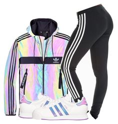"""Untitled #523"" by iamlexus ❤ liked on Polyvore featuring adidas and adidas Originals"