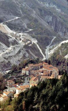 Colonnata - Comune di Carrara
