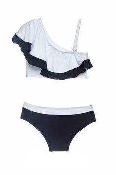 Med 10//12 8//10 Abstract//Ditsy  Black//White Tie Hater Holiday Bikini   Sml