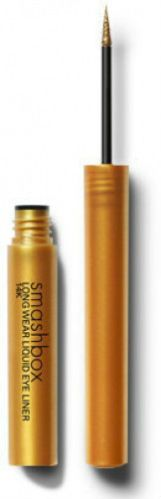 Smashbox Long Wear Liquid Eye Liner 14K Metallic Gold Shimmer $22 No Box New!
