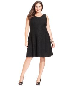 Love squared plus size dress short-sleeve lace a-line skirt