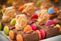 Teddy Cars | Cute Chocolate | CutestFood.com