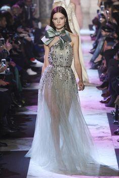 Elie Saab Couture весна-лето 2018 | Vogue Ukraine