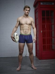 rugby players shower French