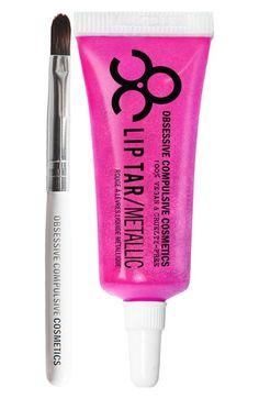 Obsessive Compulsive Cosmetics Lip Tar/Metallic   Nordstrom