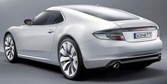 saab sonett concept car