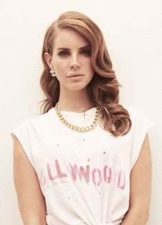 Lana<3. I wanna grow my hair out and wear it like this everyday. I love vintage curls!!!