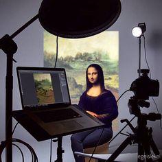 "3,308 Likes, 13 Comments - Ege Islekel (@egeislekel) on Instagram: ""Modern time. #art #artwork #photomanipulation #painting #collage #digitalart #modernart…"""