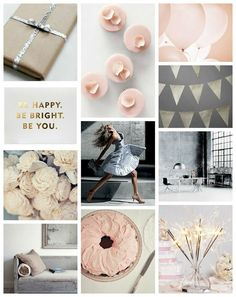 Moodboard - The Design Chaser: September 2012 Mood board, color palette inspiration, branding, graphic design