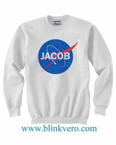 Jacob Sartorius Nasa Jersey Life Style Girls and Mens Sweatshirt Unisex Adult