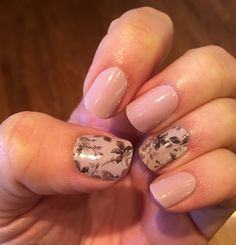 Timeless Jamberry and Daydream Jamberry