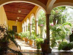 Beautiful Spanish Patio