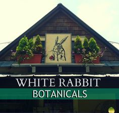 Will have to check out this recommendation from Shannon Berry Designs, White Rabbit Botanicals, in Cashiers, NC.  Thanks Shannon!