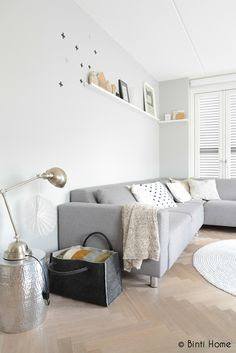 Binti Home Blog: Sophisticated dutch family home the FLOOR !!