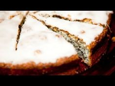 Poppy Seed Cake - Piegusek - Ania's Polish Food Recipe #4