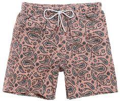 9f26752f93 Boardshorts, Patterned Shorts, Swim Trunks, Paisley, Printed Shorts,  Boxers, Swimsuit, Tie Dye Shorts