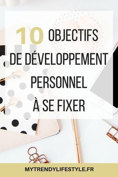 10 objectifs de développement personnel à se fixer Self Development, Personal Development, Mindfulness Therapy, Mindfulness Based Stress Reduction, Miracle Morning, Burn Out, Psychology Facts, Personality Psychology, Health Psychology
