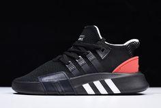 "new style 1c5a1 e2d19 adidas EQT Bask ADV ""Bred"" BlackWhite-Red AQ1013 Black White Red"