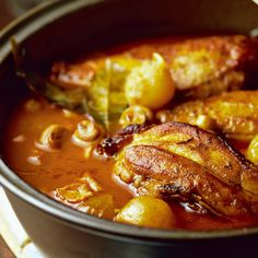 Egg Recipes, Chicken Recipes, Healthy Recipes, Finnish Recipes, Poultry, Crockpot, Curry, Food And Drink, Veggies