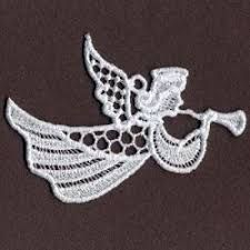 Bilderesultat for lace angel