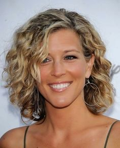 medium curly hairstyles - Google Search