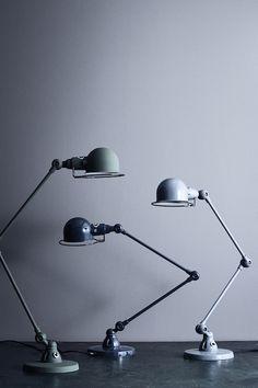 Rue Verte | Jieldé signal 333 lamp | handmade in France