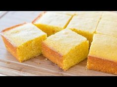 The Best Buttermilk Cornbread I have ever tasted! I've been tweaking and modifying my cornbread recipes for a long time, and this is my favorite proportion o. Best Cornbread Recipe, How To Make Cornbread, Moist Cornbread, Buttermilk Cornbread, Homemade Cornbread, Creamy Corn Casserole, My Favorite Food, Favorite Recipes, Hoe Cakes