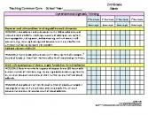 Tracking Common Core 2nd Grade Math Checklist product from Extra-Energetic-Educator on TeachersNotebook.com