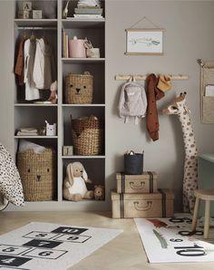 Toddler And Baby Room, Baby Boy Rooms, Baby Bedroom, Nursery Room, Kids Bedroom, Baby Barn, H&m Home, Girl Bedroom Designs, Kids House