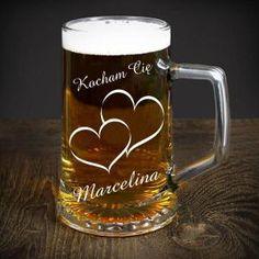 Kufel na piwo z grawerem - Trafiony prezent