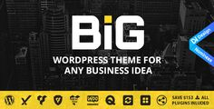 B.I.G - WordPress Theme for Any Business Idea  -  https://themekeeper.com/item/wordpress/b-i-g-wordpress-theme-business