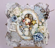 DeeDee's Magnolia Art: ♥ Magnolia Advent Calendar - Day 22 ♥