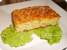Torta de Frango Dieta Dukan
