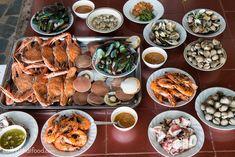 Thai Seafood Sauce Recipe: The Ultimate Seafood Feast? Garlic Dipping Sauces, Fresh Seafood, Seafood Dip, Mango Sauce, Seafood Market, Island Food, Side Recipes, Different Recipes, Seafood Recipes
