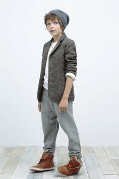 El nuevo lookbook de Zara Kids.