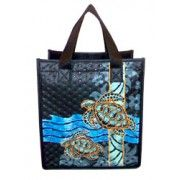 Insulated Tropical Bags - Swimming Honu