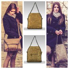 Gondoltad volna? Egy táska, két külünböző forma. Megvásárolhatod webshopunkban két színben! Légy változatos! :) www.ekszertaska.hu Fashion, Bebe, Moda, Fashion Styles, Fasion