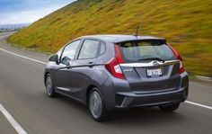 Honda Fit reviews
