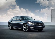 2015 Infiniti Q70L Family Sedan  The 2015 Infiniti Q70L not only serves as a very chic, athletic luxury sedan, but it also serves as the flagship car of the Infiniti array.