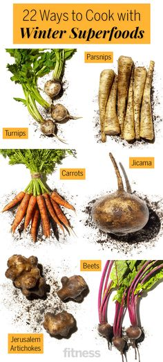 The Best Winter Veggies to Cook With