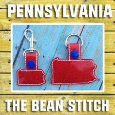 Pennsylvania - Includes TWO(2) Sizes!