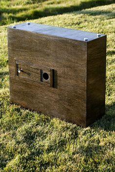 16x20 Pinhole Camera by Roger Cline, via Flickr