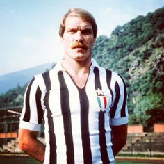 Romeo benetti con la maglia della #Juventus