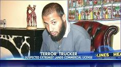 8/28/15 - Back in 2007, the FBI arrested Amir Meshal on suspicion of leaving a terror training camp in Somalia.. . . Now, the Terror Suspect on the 'No Fly' List, Just Got His Trucking License in Minnesota. . .