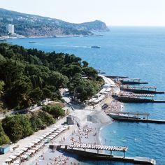 Пляжі Криму (до російської окупації)