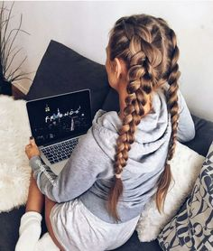 52 Trendy Chic Braided Hairstyle Ideas You Should Try - braided hairstyle,braid hairstyles #hairstyle #braids #cutehairstyles