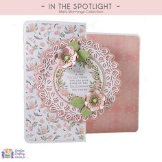 Creative Crafting World Crafts To Do, Diy Crafts, Fusion Card, Inspiration Cards, Paper Bouquet, Boutiques, Type 3, Handmade Cards, Card Ideas